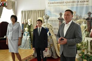 You are currently viewing Выставка к 290-летию архитектора Петра Егоровича Егорова