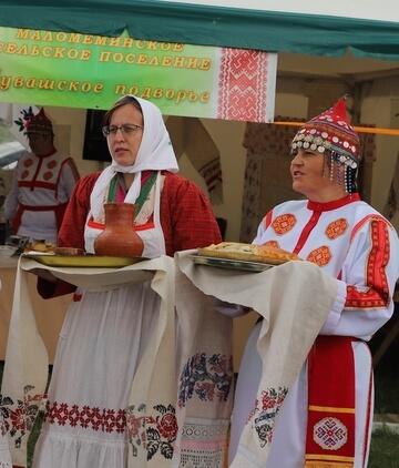 You are currently viewing В селе Урмаево Комсомольского района отметили Сабантуй