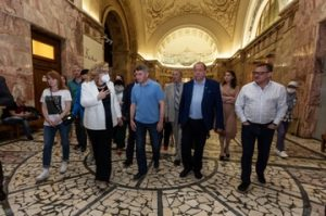 Read more about the article Сотрудничество двух музеев откроет миру чувашскую вышивку