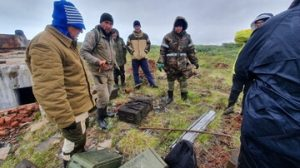 Read more about the article Сотрудники «Чувашкино» стали участниками экспедиции на о. Кильдин