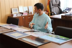 Read more about the article Министр культуры Светлана Каликова провела прием граждан