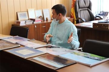 You are currently viewing Министр культуры Светлана Каликова провела прием граждан