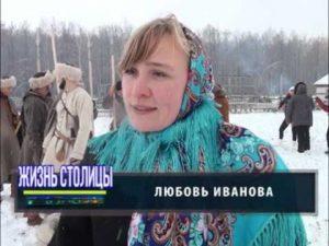 """""""Кĕр сăри"""" в Чебоксарском районе"""