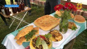 Традиционный чувашский праздник урожая «Кер сари»