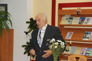 Творческая встреча с профессором Егором Васильевым-Бурзуем