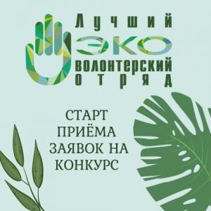 IV Всероссийский конкурс «Лучший эковолонтерский отряд»